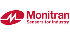 Monitran Sensors for Industry. Logo